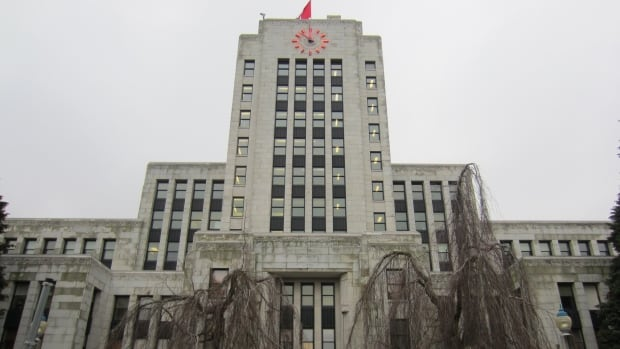 It was a busy night at Vancouver City Hall with more than 160 speakers lining up to weigh in on the city's proposal to regulate marijuana stores.