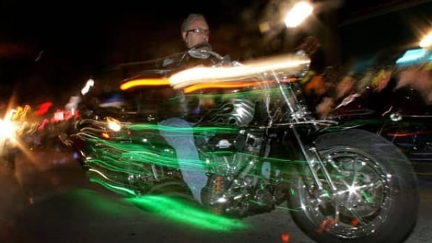 In the 1960s, the American Motorcyclist Association said only one per cent of motorcycles riders were hard-partying, non-mainstream people.