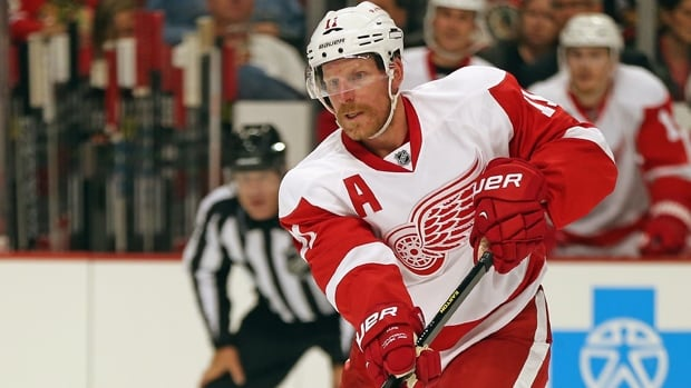 Former Senators captain Daniel Alfredsson has one goal and nine points in 10 games in a varied role with the Red Wings.