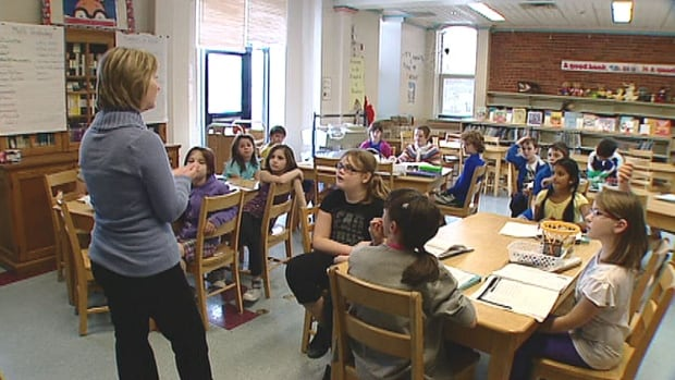 Parents and principals are complaining class sizes are growing.