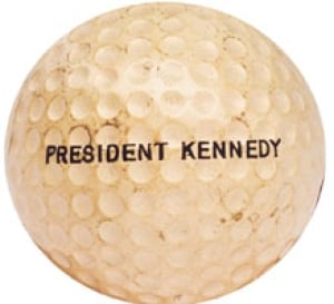 Kennedy-golf ball
