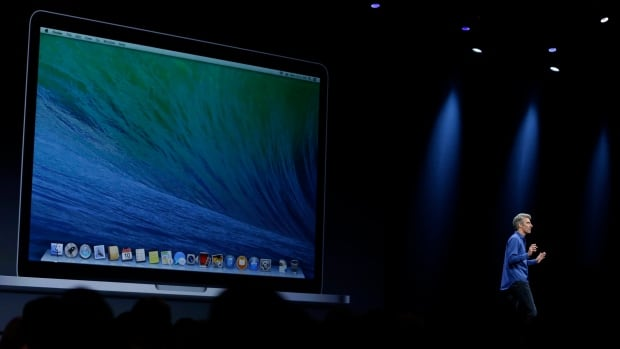Craig Federighi, senior vice-president of software engineering at Apple, first unveiled the new OS X Mavericks operating system during the keynote address of the Apple Worldwide Developers Conference in June. It was released yesterday.