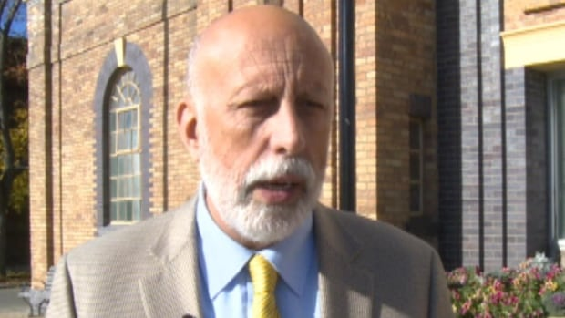 Grand Falls-Windsor Mayor Al Hawkins says he will campaign against CBC's decision to close its operation in his town.