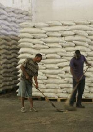 nutritional crisis in haiti The nutritional status of their people haiti consists of a coastal plain, a central   crisis total protein, albumin, thiamine and niacin are most striking here with.