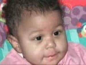 Baby Angelica Leslie