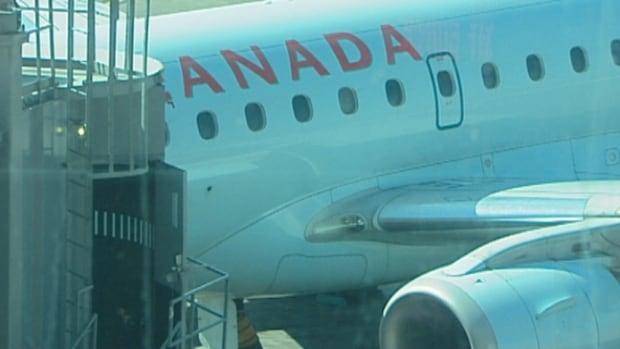 Air Canada announced it was suspending its weekly Edmonton flight to London after the airport authority promoted Icelandair's flight to Reykjavik.