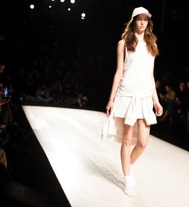 Spring fashion at Toronto Fashion Week