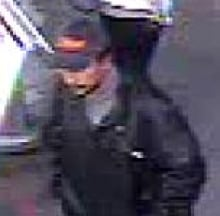 Suspect photo Hintonburg attack woman hit head struck