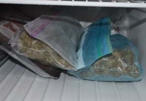Drugs seized by Niagara Regional Police