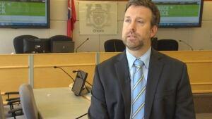 Ontario Energy Board's Alan Findlay