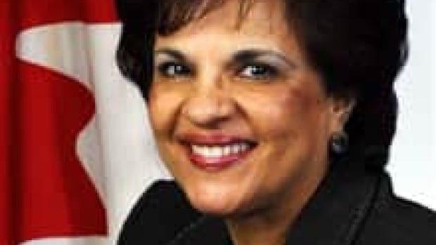 Senator Mobina Jaffer was told to go back to her homeland after she criticized Quebec's proposed ban on religious symbols.