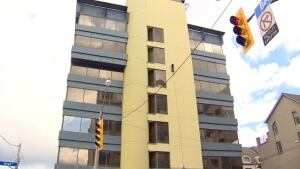 TCHC headquarters at 931 Yonge Street