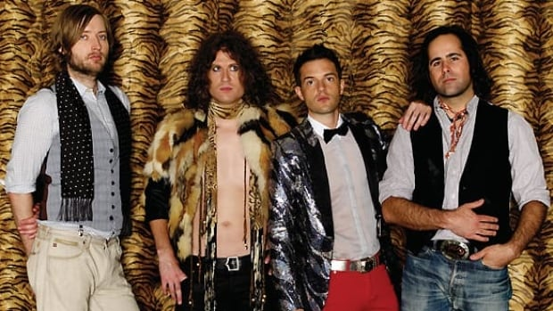 Las Vegas band The Killers, headline P.E.I.'s Big Red Music festival in Charlottetown.