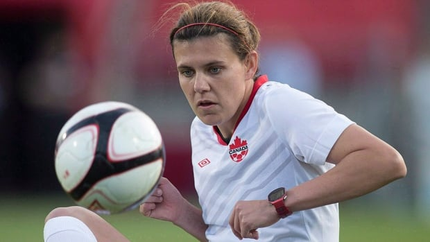 Canada's Christine Sinclair is among 10 women's players in the mix for FIFA's top player award for 2013.