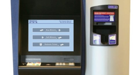 World's first Bitcoin ATM goes live in Vancouver next week