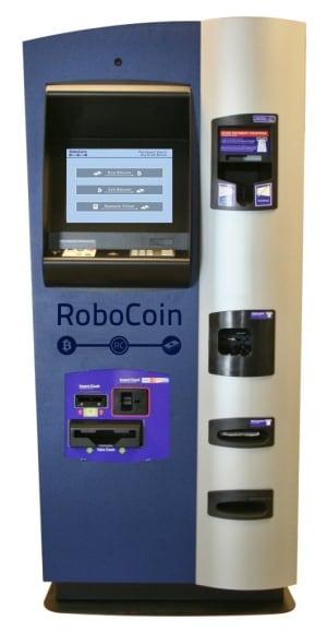 Bitcoin כספומט
