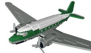 Buffalo Airways Lego DC-3