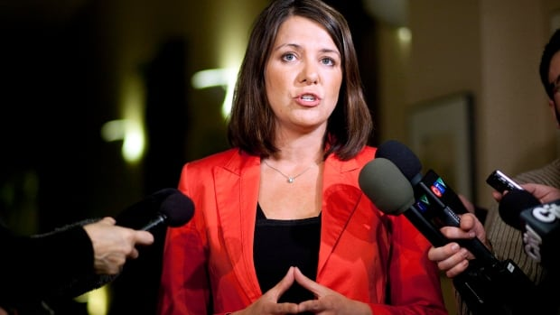 Danielle Smith spoke with CBC's Mark Connolly, host of Edmonton AM, Wednesday morning about losing two MLAs earlier this week.