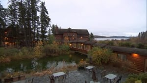 Scenic retreat