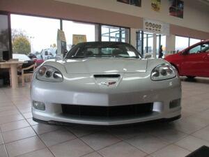 Stolen silver 2011 Special Heritage Edition Grand Sport Corvette