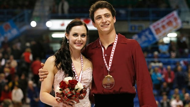 Scott Moir with cool, Single