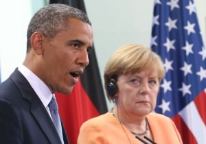 Germany US  Spying