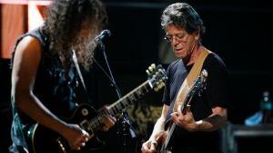 Obit Lou Reed Metallica