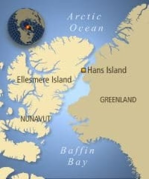 map-nunavut-hans_island
