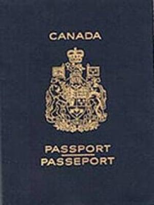 Renewal of canadian passport