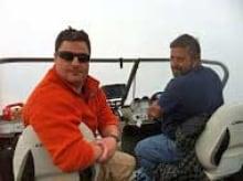 David Shepherd and Rob Valley