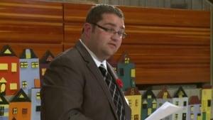 St. John's councillor Bernard Davis