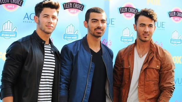 The Jonas Brothers, comprising (from left) Nick Jonas, Joe Jonas and Kevin Jonas,  have announced that they're breaking up their sibling pop group, several weeks after abruptly cancelling their tour just days before it was set to begin.