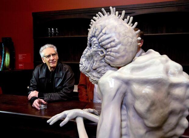 david cronenberg exhibit of strange film artifacts comes to tiff arts entertainment cbc news. Black Bedroom Furniture Sets. Home Design Ideas