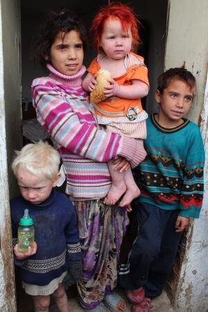 Ruseva-Roma-children