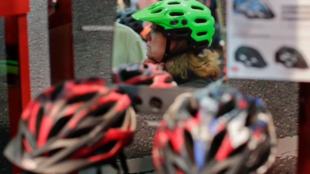 Mandatory bike helmet legislation doesn't necessarily reduce cycling-related head injures according to a UBC study.