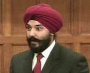 Pm offers no apology to liberal mp canada cbc news for Navdeep singh bains