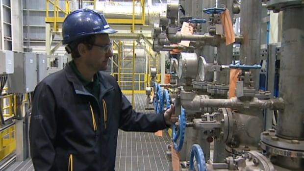 Nova Scotia Power's biomass boiler consumed 530,000 tonnes of wood biomass last year.