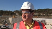 Transportation Minister Nick McGrath