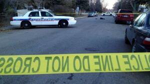 Homicide investigation in Regina
