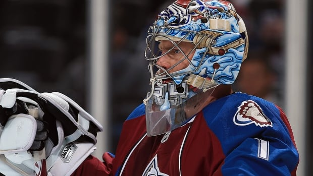 Avalanche goalie Semyon Varlamov is being held in a Denver jail after he was arrested on charges of kidnapping and third-degree assault. Varlamov will appear in court Thursday.