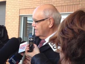Hugo Gallegos' lawyer Morris Bodnar