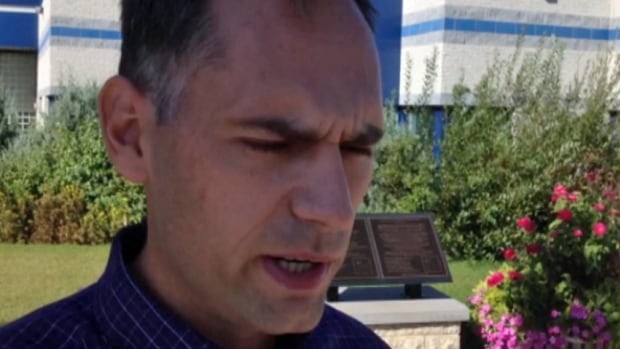 Former Strathcona County councillor Jason Gariepy went public with the allegations in September.