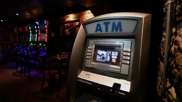 Money-laundering ATMs