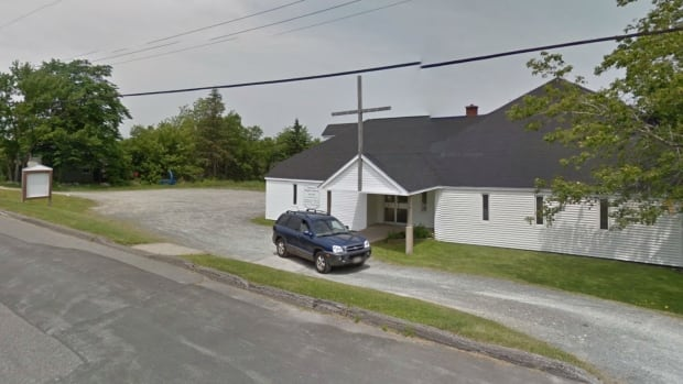 Aaron Kenneth Hudgins worked at the Timberlea Baptist Church. (Google Streetview)
