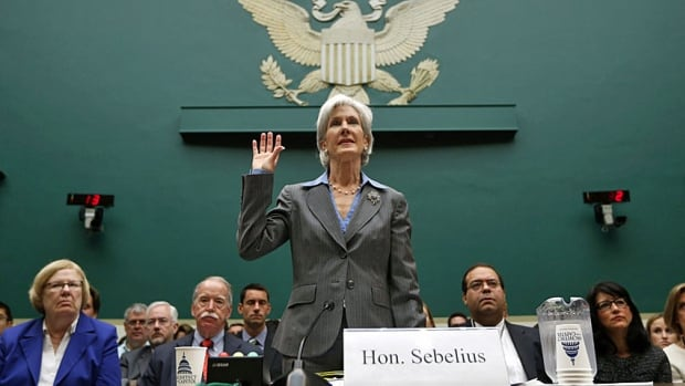 U.S. Secretary of Health and Human Services Kathleen Sebelius appeared before a congressional hearing last week to apologize profusely for the problems affecting the Affordable Care Act website.