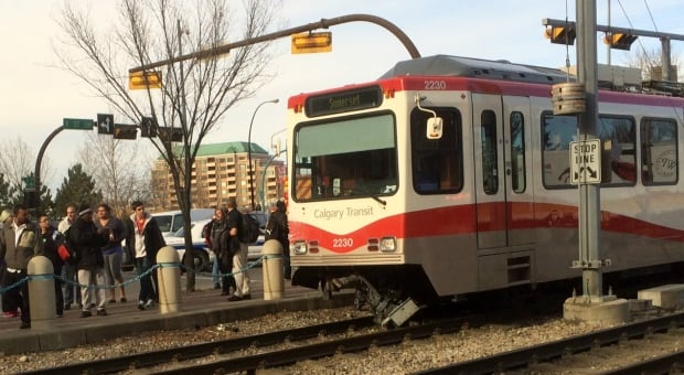 Calgary Transit accident No. 2