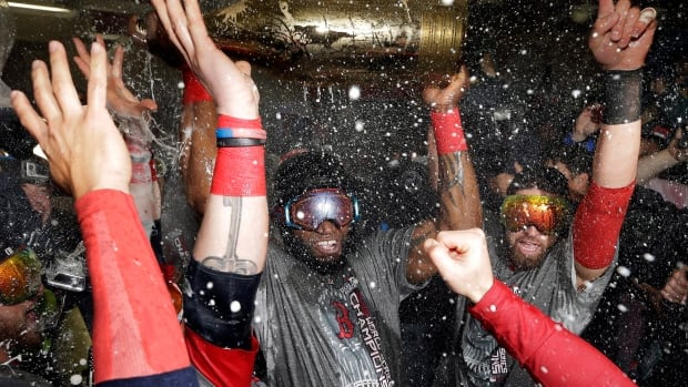 Boston Red Sox slugger David Ortiz was named MVP of the World Series.