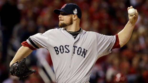 Boston Red Sox starting pitcher Jon Lester went 4-1 with a 1.65 ERA in the post-season, including victories in Games 1 and 5 of the Series.
