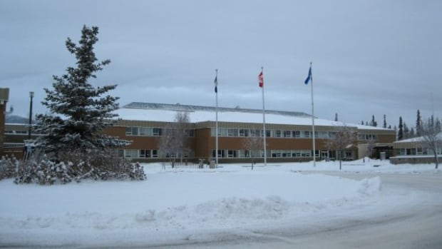 Yukon College is set for some clean-up work this spring to remove mould from several areas of the college.