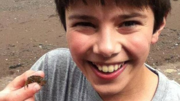 Braden Searle, 14, died while sleeping on June 18, 2013 from SADS, Sudden Arrhythmic Death Syndrome.